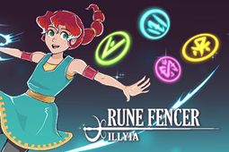 Rune Fencer Illyia